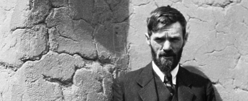 D.H.Lawrence on points, flowers and fading