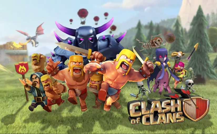 Clash of Clans Maths Lesson